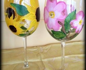 FloralGlasses
