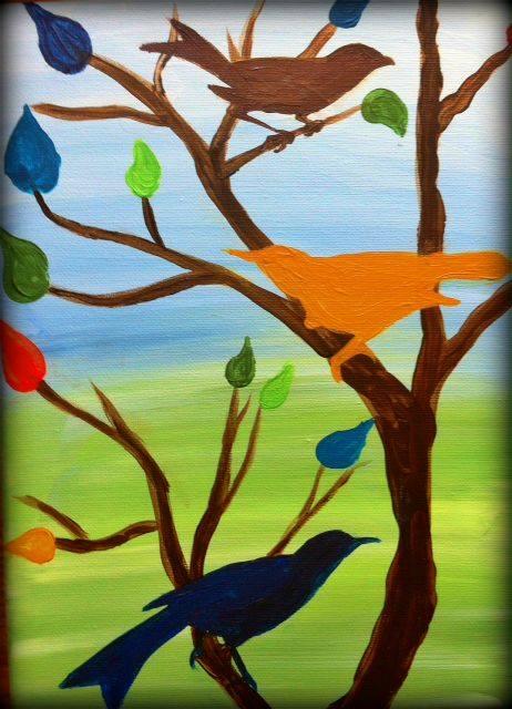 birdsonTree
